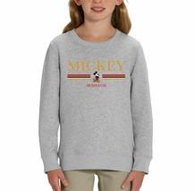 Mickey Mouse 1928 Children's Grey Unisex Sweatshirt - $25.07