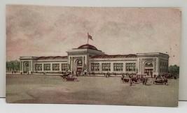 Winona Minnesota Watkins Administration Building Postcard B2 - $6.99