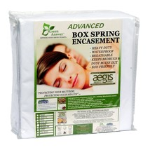 Green Answer Advanced Waterproof Mattress Cover Protector Queen NWT Orig... - $19.75