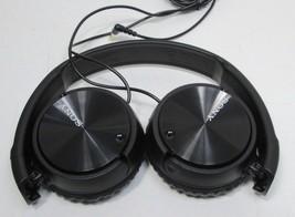 Sony MDR-ZX110NC Noise Canceling Headband Headphones - BLACK - $12.34