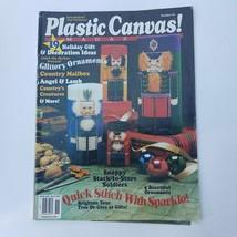 Plastic Canvas Magazine November/December 1994 Number 35 - $8.24