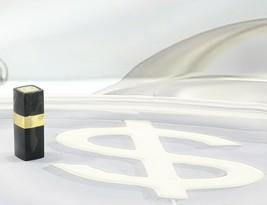 Chanel No 5 Spray Cologne Spray 1.5 oz Perfume Black Gold Case Vintage - $39.59