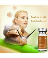 Snail Serum Moisturizer Peptide Face Skin Repair Collagen Anti Wrinkle W... - $6.88