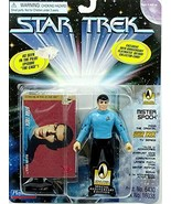 Paramount Pictures Star Trek MR. Spock with Bonus 30TH Anniversay Action... - $37.62