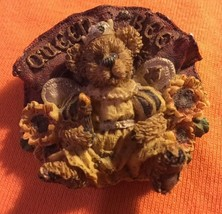 Grandmas Estate Boyd's Bears Queen Bee Resin Su... - $6.92