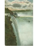 General View, Niagara Falls 1908 used Postcard - $4.85