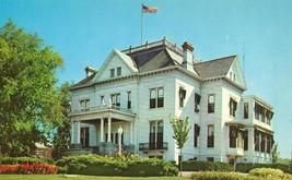 The Governor's Mansion, Springfield Illinois unused Postcard  - $3.99