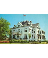 The Governor's Mansion, Springfield Illinois unused Postcard  - $3.99