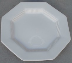 Beautiful Nikko Classic White Salad Plate - VGC - Oven, Microwave, Table - NICE - $14.84