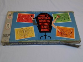 How to Succeed in Business Without Really Trying Board Game Vintage 1963 Old Fun - $24.99