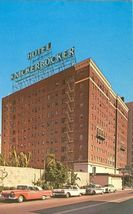 Hollywood Knickerbocker Hotel, Hollywood, California 1950s unused Postcard  - $4.99