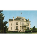 Illinois Governor's Mansion, Springfield Illinois unused Postcard  - $3.99