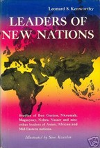 Leaders Of New Nations by Kenworthy, Leonard - $19.99
