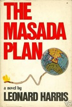 The Masada Plan by Harris, Leonard - $9.99