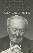 Memoir: My Life and Themes by O'Brien, Conor Cruise - $9.99