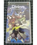 Riviera The Promised Land Sony PSP video game - $34.99
