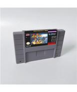 Lufia 1 Fortress of Doom - SNES Super Nintendo NTSC USA - English Transl... - $20.99