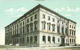 New England Conservatory of Music, Boston, Mass early 1900s unused Postc... - $7.35