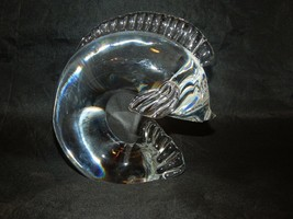 Steuben Glass Fish Figurine AS IS  - $44.55