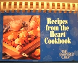 The Pampered Chef Recipes From The Heart Cookbook - Softcover 224pgs