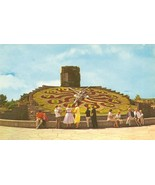 The Ontario Hydro Floral Clock, Niagara Falls unused Postcard  - $4.25
