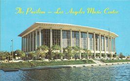 The Pavilion, Los Angeles Music Center unused Postcard  - $4.50