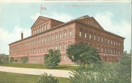 Pension Office, Washington D.C. early 1900s unu... - $3.99
