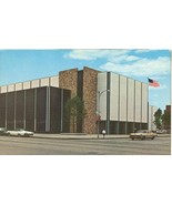 Peoria Public Library, Illinois 1970s unused Postcard  - $6.77