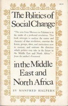 The Politics of Social Change in the Middle East - $7.95