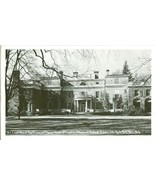 Roosevelt Home, Hyde Park New York RPPC unused real photo Postcard  - $7.99