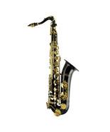 B Flat Black Tenor Saxophone with Case for Beginner-Student-Intermediate - $875.00