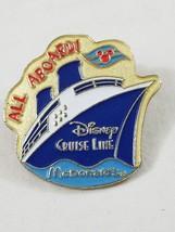 McDonald's All Aboard Disney Cruise Line Collectible Enamel Lapel Pin - $4.99