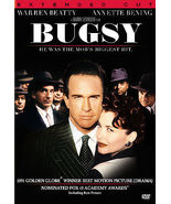 Bugsy (DVD ) 2-Disc Set, Extended Cut Unrated - $8.98