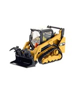 Caterpillar 1:50 259D Compact Track Loader, Construction Vehicle Model H... - $46.41
