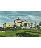 Shedd Aquarium, Chicago, Ill old unused linen Postcard  - $4.50