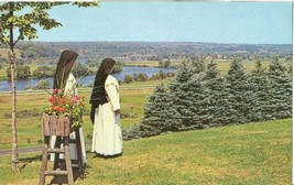 Shrine of the North American Martyrs, Auriesville, N.Y. 1960s unused Postcard  - $4.30