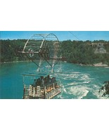 Spanish Aerocar over Whirlpool, Niagara Falls, Canada unused Postcard  - $5.35