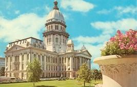 State Capitol, Springfield, Illinois unused Postcard  - $3.99