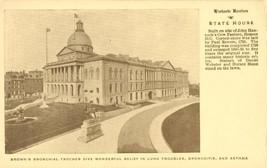 State House, Boston old unused Postcard  - $5.90