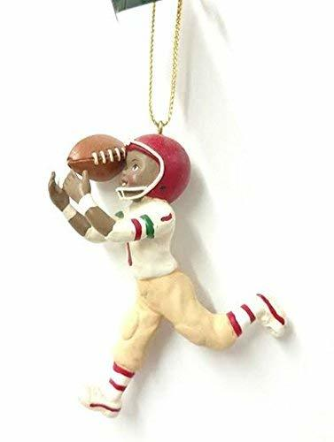 Primary image for 3 dimensional Football Player Ornament (B)