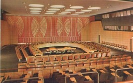 United Nations, New York 1963 used Postcard  - $3.99