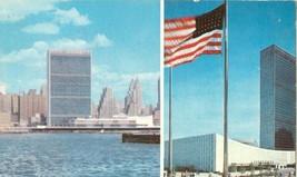 The United Nations, New York  unused Postcard  - $3.99