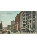 United States – Pacific Ave., Tacoma, Wash - 1912 unused Postcard  - $9.99