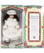 Victorian collection porcelain doll - $125.00