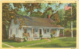Washington Headquarters White Plains, New York 1948 used Postcard  - $3.99
