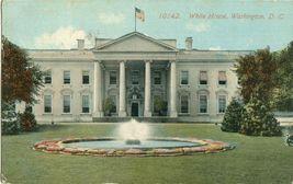 White House, Washington D.C. 1916 used Postcard - $3.99