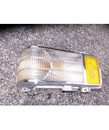 1976 CADILLAC FLEETWOOD 60 DEVILLE LEFT MARKER LIGHT OEM USED CORNER TUR... - $155.43