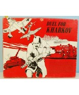 Duel For Kharkov Winter 1943 Peoples War Games 1st Ed. 1985 Punched - £79.16 GBP