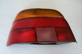bmw 5 series e39 drivers rear taillight lens only used original - $79.98