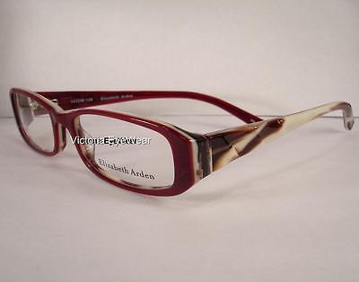e1cf7cd4fe6 Elizabeth Arden 1056 Rust Eyeglasses WOMEN Eyewear Frames New Designer  Optical